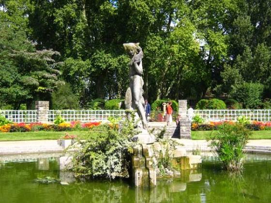 Jardin des pr s fichaux for Jardin express